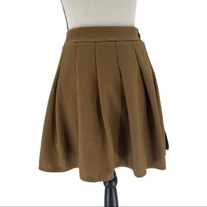 Pretty Little Thing Pleated Split Tennis Skirt 4